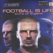 Click here for more info about 'David Beckham - Football Is Life (Come On England)'