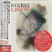 Click here for more info about 'David Bowie - 1. Outside - Special Edition/Sealed'
