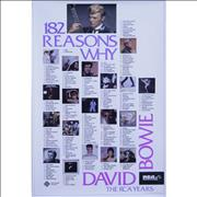 Click here for more info about 'David Bowie - 182 Reasons'