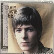 Click here for more info about 'David Bowie - 1966 + Obi'