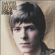 Click here for more info about 'David Bowie - 1966 - White Vinyl - RSD'