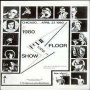 Click here for more info about 'David Bowie - 1980 Floor Show - Bowie Con 1'