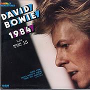 Click here for more info about 'David Bowie - 1984'