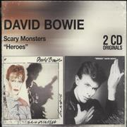 Click here for more info about 'David Bowie - 2 CD Originals - Sealed'