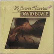 Click here for more info about 'David Bowie - 20 Bowie Classics - Sealed'