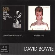 Click here for more info about '2CD Originals - Live In Santa Monica 1972 / Aladdin Sane'