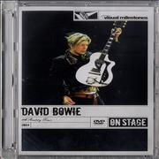 Click here for more info about 'David Bowie - A Reality Tour [Visual Milestones Series]'