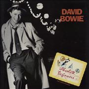 Click here for more info about 'David Bowie - Absolute Beginners + Insert - EX'