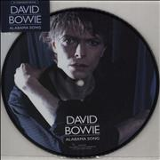 Click here for more info about 'David Bowie - Alabama Song - 40th Anniversary Edition - Sticker Sealed'