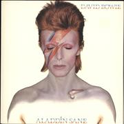 Click here for more info about 'Aladdin Sane + Insert'