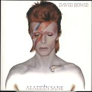 Click here for more info about 'David Bowie - Aladdin Sane - 180 Gram'