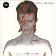 Click here for more info about 'Aladdin Sane - 180g - Sealed'