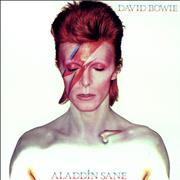 Click here for more info about 'David Bowie - Aladdin Sane - 180gm'
