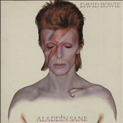 Click here for more info about 'David Bowie - Aladdin Sane - 1st - EX - WOS'