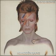 Click here for more info about 'David Bowie - Aladdin Sane - 2nd'