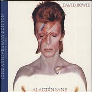 Click here for more info about 'David Bowie - Aladdin Sane - 40th Anniversary Edition'