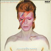 Click here for more info about ' - Aladdin Sane - EX'