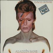 Click here for more info about 'David Bowie - Aladdin Sane'