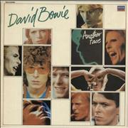 Click here for more info about 'David Bowie - Another Face'