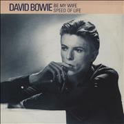 Click here for more info about 'David Bowie - Be My Wife'