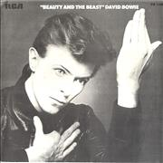 Click here for more info about 'David Bowie - Beauty And The Beast - 1st Press'