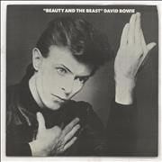 Click here for more info about 'David Bowie - Beauty And The Beast - P/S'