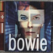 Click here for more info about 'David Bowie - Best Of Bowie - German'