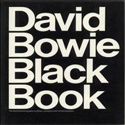 Click here for more info about 'Black Book - hardback'