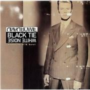 "David Bowie Black Tie White Noise UK 7"" vinyl"