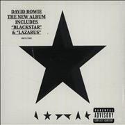 Click here for more info about 'David Bowie - Blackstar - Sealed'