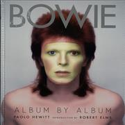 Click here for more info about 'David Bowie - Bowie: Album By Album'