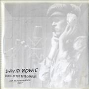 Click here for more info about 'David Bowie - Bowie At The Beeb - Sampler'