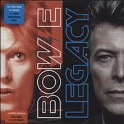 Click here for more info about 'Bowie Legacy - Sealed'