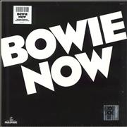 Click here for more info about 'David Bowie - Bowie Now - RSD18 - White Vinyl - Sealed'