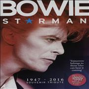Click here for more info about 'Bowie Starman - 1947-2016 Souvenir Tribute'