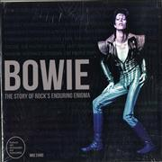Click here for more info about 'Bowie: The Story Of Rock's Enduring Enigma'
