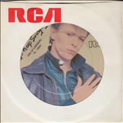 Click here for more info about 'Boys Keep Swinging - RCA Sleeve'