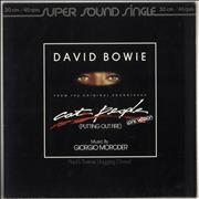 Click here for more info about 'David Bowie - Cat People (Putting Out Fire)'