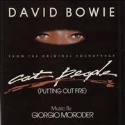 Click here for more info about 'David Bowie - Cat People'