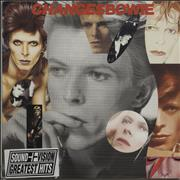 Click here for more info about 'David Bowie - Changesbowie - Stickered - EX'