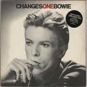 Click here for more info about 'David Bowie - Changesonebowie - 1st - EX'