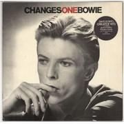 David Bowie Changesonebowie - 1st - EX UK vinyl LP
