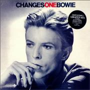 Click here for more info about 'Changesonebowie - 1st - Stickered'