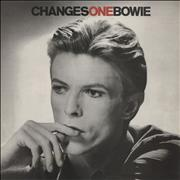 Click here for more info about 'David Bowie - Changesonebowie - 1st'