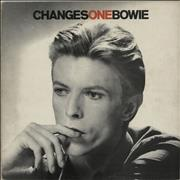 Click here for more info about 'David Bowie - Changesonebowie - 2nd'