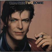 Click here for more info about 'David Bowie - Changestwobowie - EX'