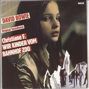 Click here for more info about 'David Bowie - Christiane F. + Inner'
