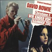Click here for more info about 'David Bowie - Christiane F. Wir Kinder Vom Bahnof Zoo - Red Vinyl - Sealed'