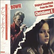 Click here for more info about 'David Bowie - Christiane F'