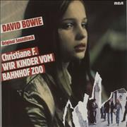 Click here for more info about 'David Bowie - Christiane F.'